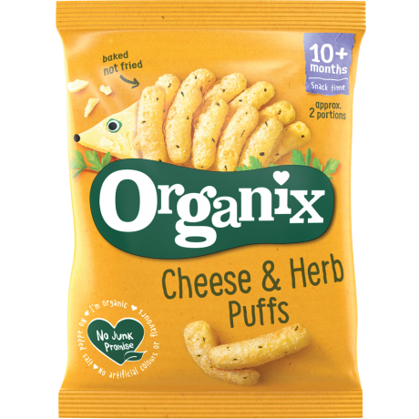 Cheese & Herb Puffs 15g