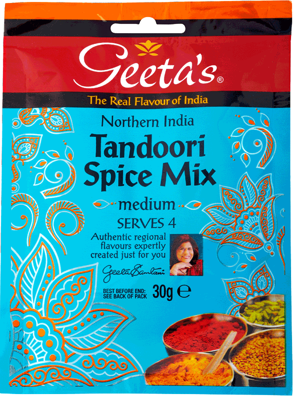 Buy Geetas Tandoori Spice Mix
